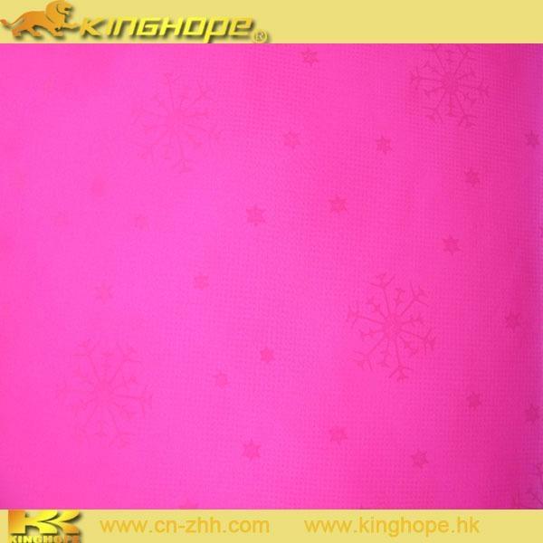 20D High temperature embossed nylon fabric 1