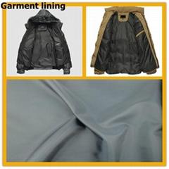 Garment lining-68D polyester fabric