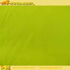 Peach skin chinel waterproof clothing fabric PA clear coating