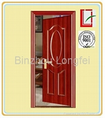 steel security door for home