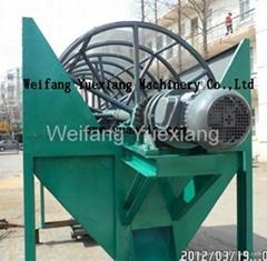 High quality lower price turn drum sieve