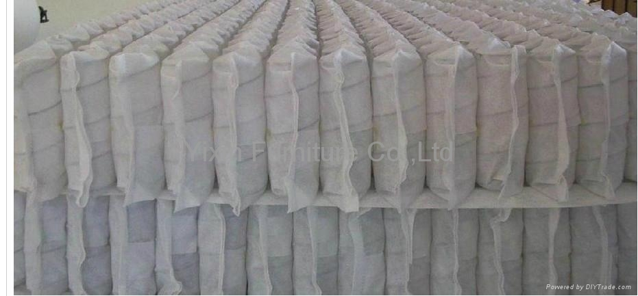 spring mattress with cheap price high quality 4