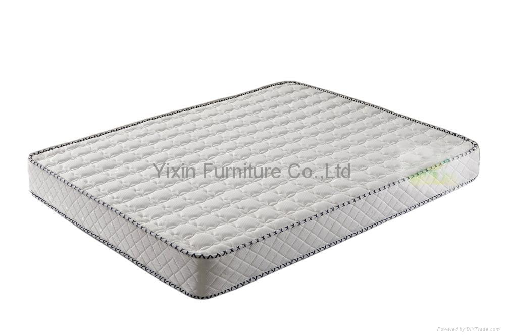 pocket spring mattress 1