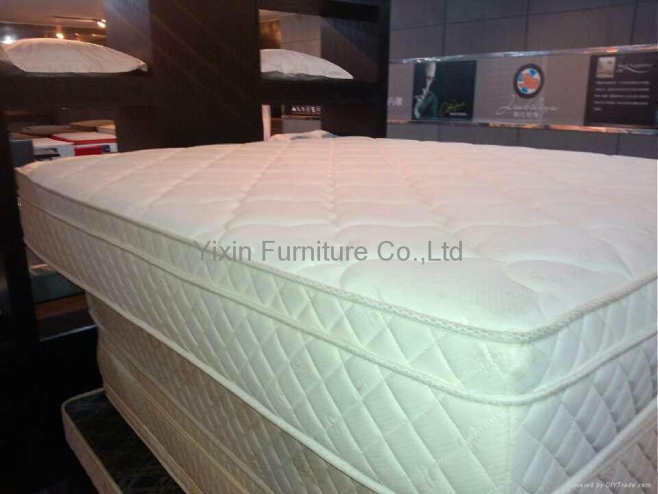 Euro pillow top mattress 2