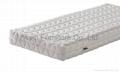 Stress-free memory foam mattress with