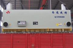 南通威鋒重工QC11Y系列液壓閘式剪板機