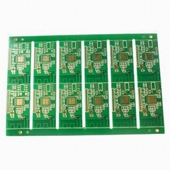Double-sided boards
