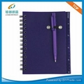 Spiral Notepad With Pen 2
