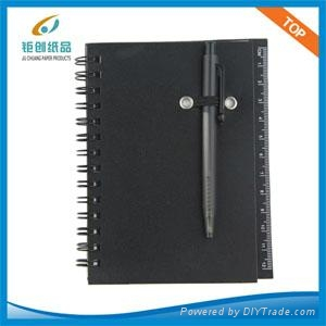Spiral Notepad With Pen 3