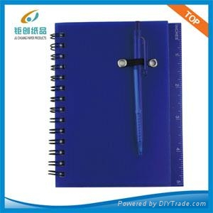 Spiral Notepad With Pen 4