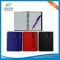 Spiral Notepad With Pen 5