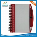 68K PP Cover spiral gift notebook