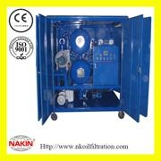 high-efficiency and double-stage transformer oil purifier 1