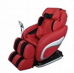 Luxury 3D Zero-gravity massage chair