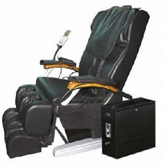 coin operated massage chair