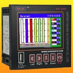 KH300AG 6 Channels Paperless Temperature Recorder