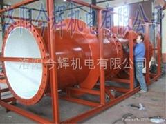 钢衬聚烯烃PO管道