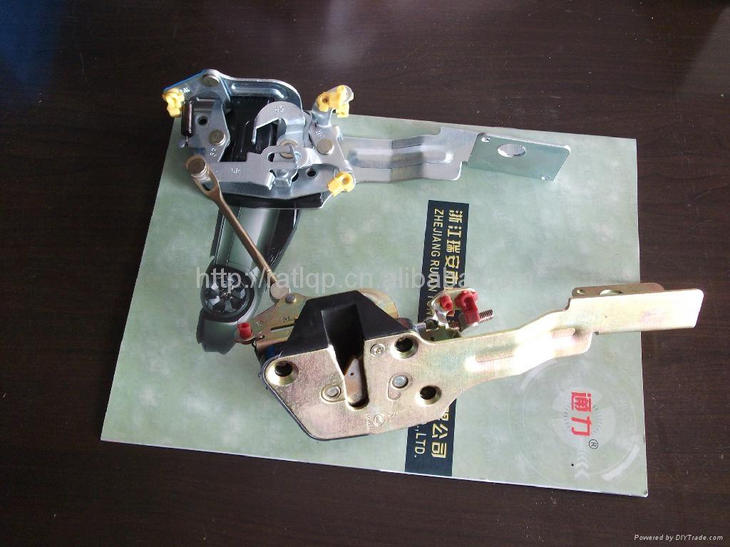 Iveco car locks block 5