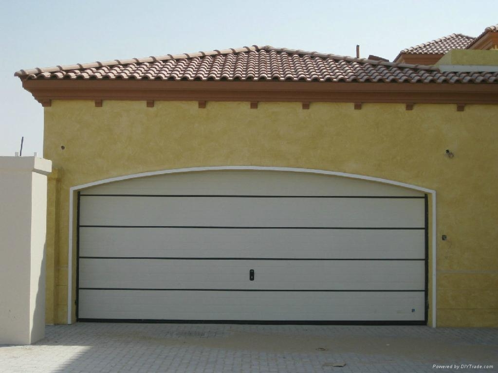 Sectional Garage Doors Product : Automatic sectional garage door lht luhaitian