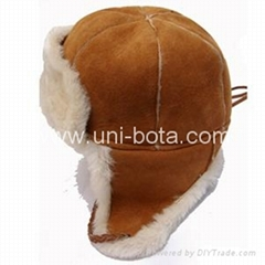 Sheepskin Hats Sheepskin Duster Sheepskin Steering Wheel Cover