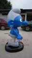 动漫卡通米奇雕塑 3