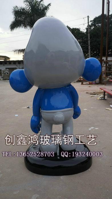 动漫卡通米奇雕塑 5