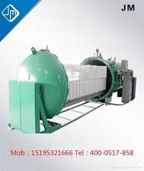 textile heat setting machine