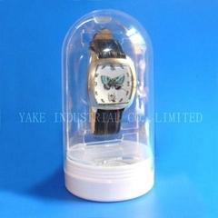 Unique Transparent watch box
