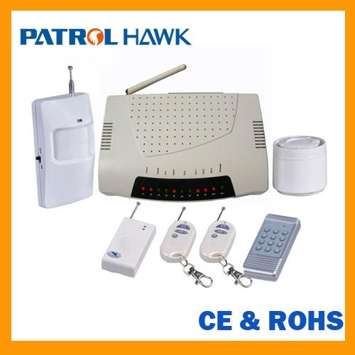 Multi-function home burglar alarm systems for home protection (PH-G11) 1