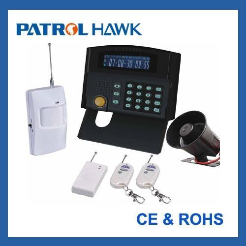 Home alarm system with LCD display + keypad control (PH-G50B) 1