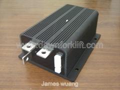 Original Curtis 1253-4804 EVC255-4803 1253-8001 Hydraulic Pump Motor Controller