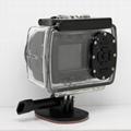 Full HD 1080P Sport Helmet DVR  Action Camera  2