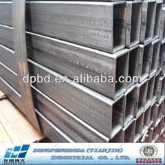 galvanized rectangular pipe
