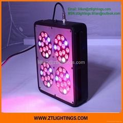 2013 led grow light supplier APO4 Square 130watt apollo led grow lights