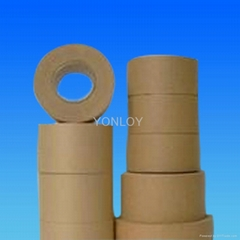 Wear-Resistant Kraft Paper Tape for Sealing and Holding
