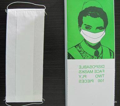 一次性紙口罩 2