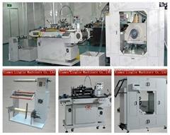 Automatic heat transfer paper screen