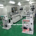 Cheap price automatic reel silk screen