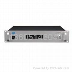 公共广播系统数控收音调谐器