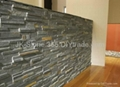 Natural Cultured Stone--Green Color 2