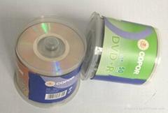 Blank DVDR/dvd-/+r