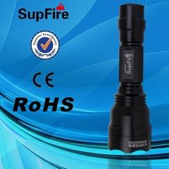 2013新款強光手電筒SupFire-M2
