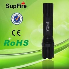 防水手電筒SupFire-J6