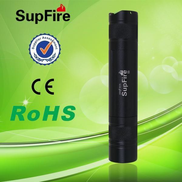 2013新款強光手電筒SupFire-S5 1
