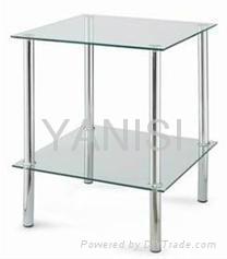 modern and elegent tea table