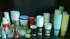 8-16oz double wall paper cup