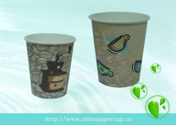 printed disposable paper cups 3