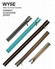 Nylon Zipper