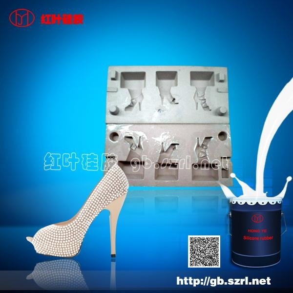 Male Silicone mold making materials
