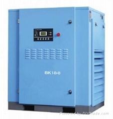 开山BK18-8 3立方 0.8Mpa螺杆空压机